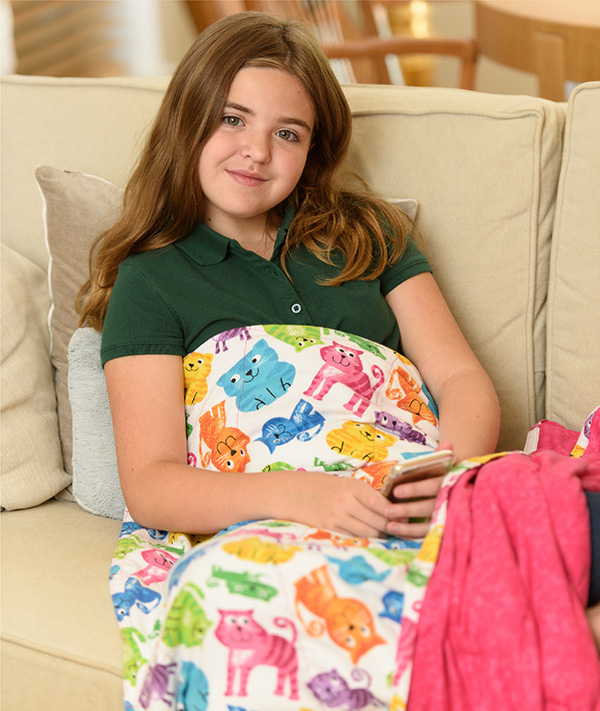 Girls Weighted Blanket