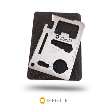 Stainless 11 in 1 Multi Tool Card
