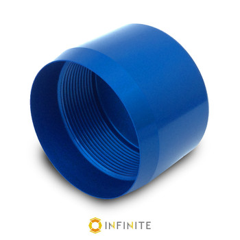 D Cell Maglite End Cap - Blue