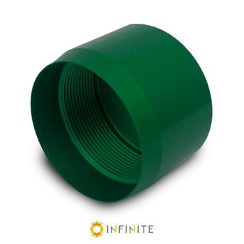 D Cell Maglite End Cap - Green