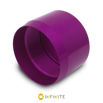 D Cell Maglite End Cap - Purple