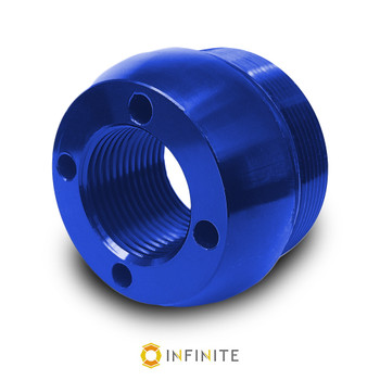 i4003 Curved End Cap - Blue