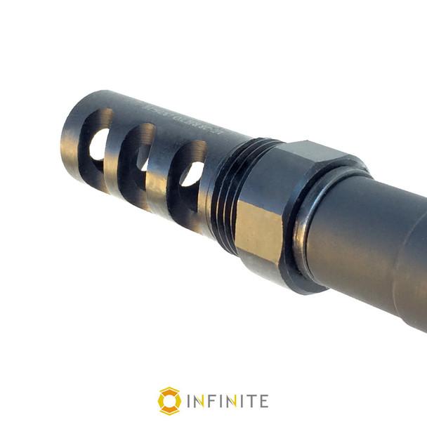 The Ultimate AR-10 Muzzle Brake Kit