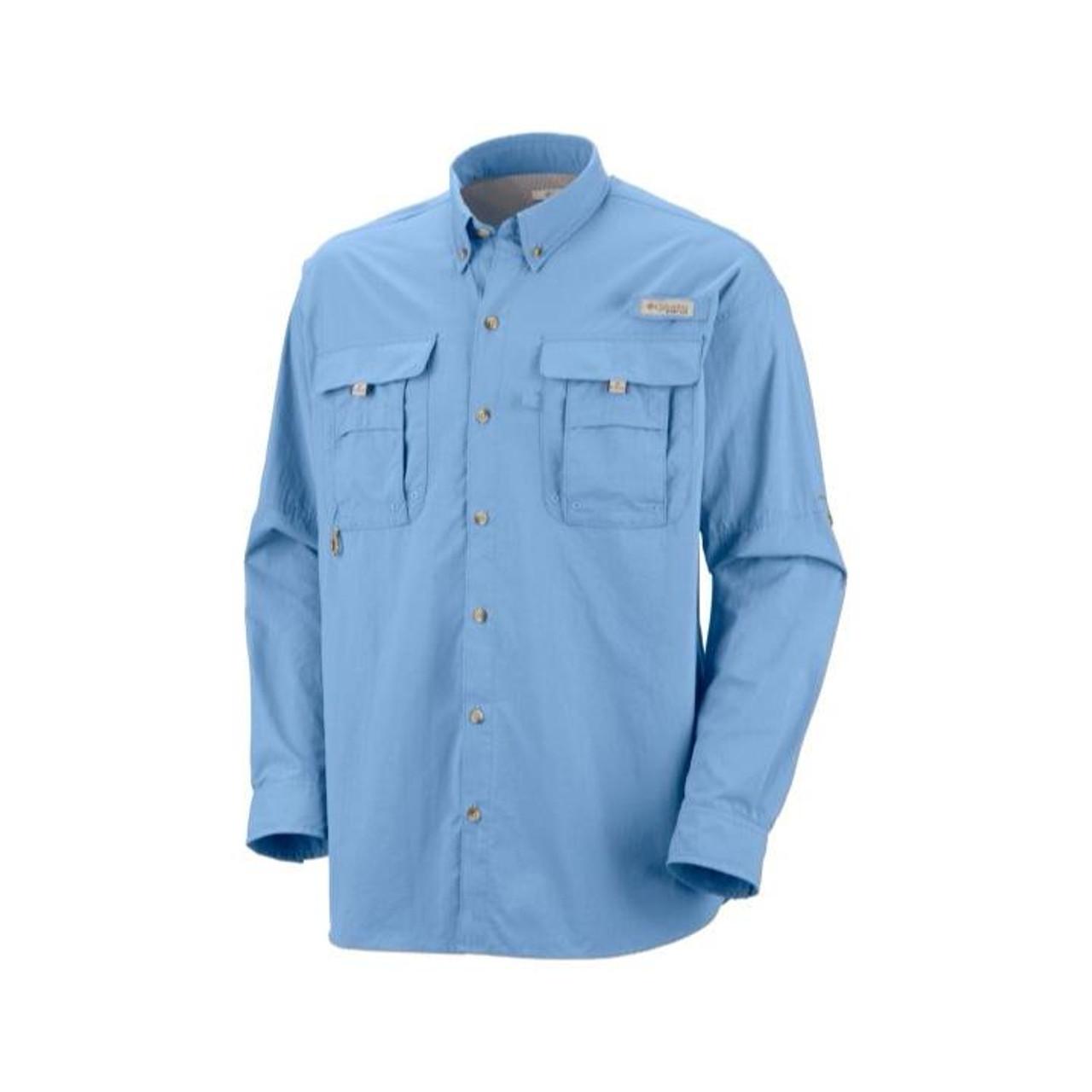 b48448d389e Columbia Men's PFG Bahama II Long Sleeve Shirt - Tall #1011623 -  GameMasters Outdoors