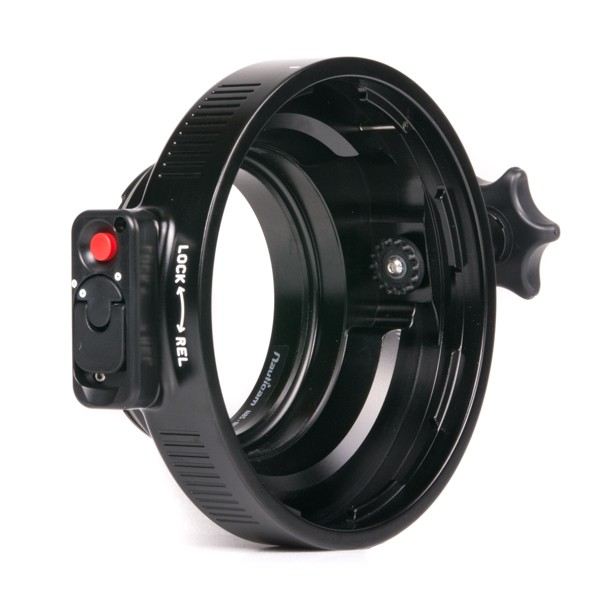 36206 N85 - N120 50mm Port Adaptor (With Zoom Control for N120 DSLR Zoom Gears for Tokina 10-17)