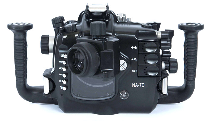 32203 Nauticam 45 Viewfinder for DSLR Systems