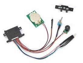 25601 Vacuum Detection/Moisture Alarm PCB set