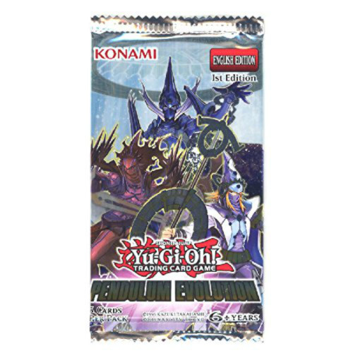 Yu-Gi-Oh! Pendalum Evolution - Booster Pack