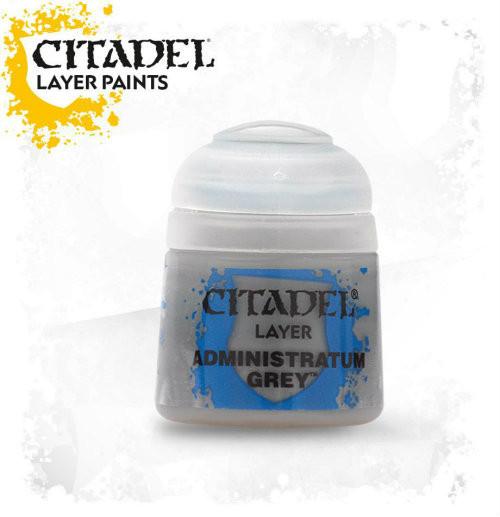 Citadel: Layer Paint - Administratum Grey (12ml)