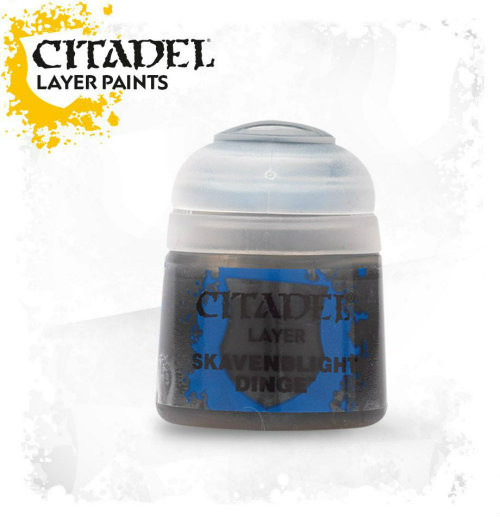 Citadel: Layer Paint - Skavenblight Dinge (12ml)
