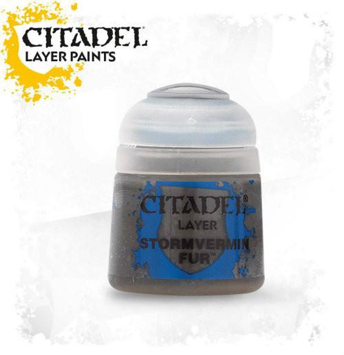 Citadel: Layer Paint - Stormvermin Fur (12ml)