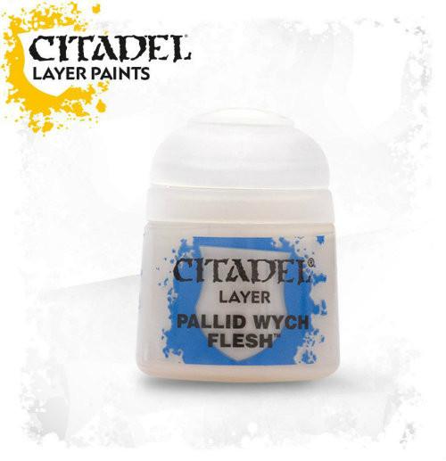 Citadel: Layer Paint - Pallid Wych Flesh (12ml)