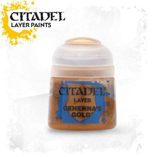 Citadel: Layer Paint - Gehenna's Gold (12ml)