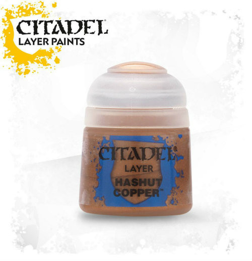 Citadel: Layer Paint - Hashut Copper (12ml)