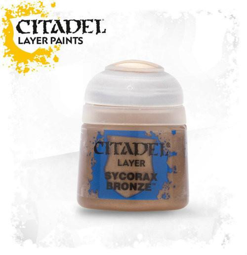 Citadel: Layer Paint - Sycorax Bronze (12ml)