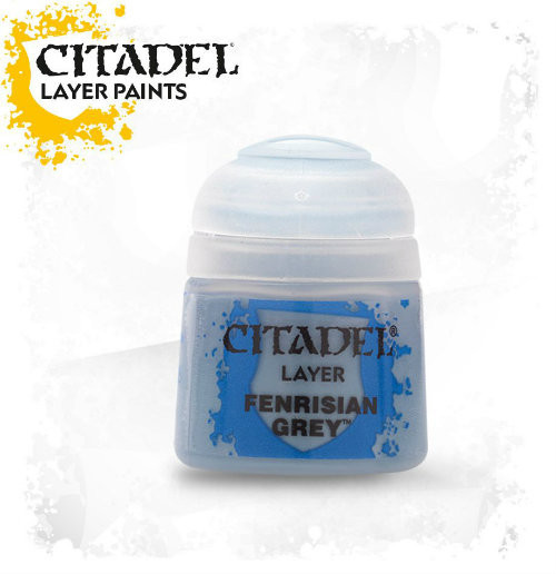 Citadel: Layer Paint - Fenrisian Grey (12ml)