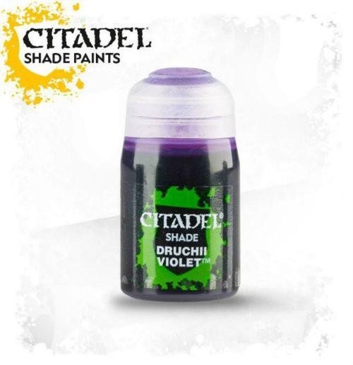 Citadel: Shade Paint - Druchii Violet (24ml)