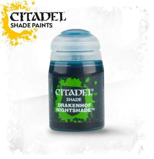 Citadel: Shade Paint - Drakenhof Nightshade (24ml)