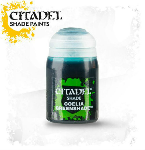 Citadel: Shade Paint - Coelia Greenshade (24ml)