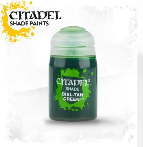 Citadel: Shade Paint - Biel-Tan Green (24ml)