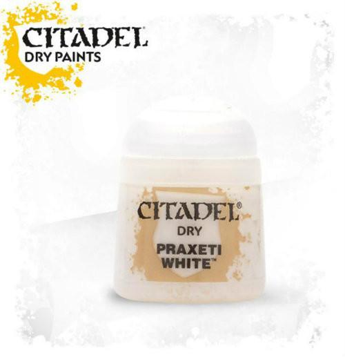 Citadel: Dry Paint - Praxeti White (12ml)
