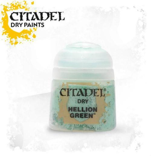 Citadel: Dry Paint - Hellion Green (12ml)