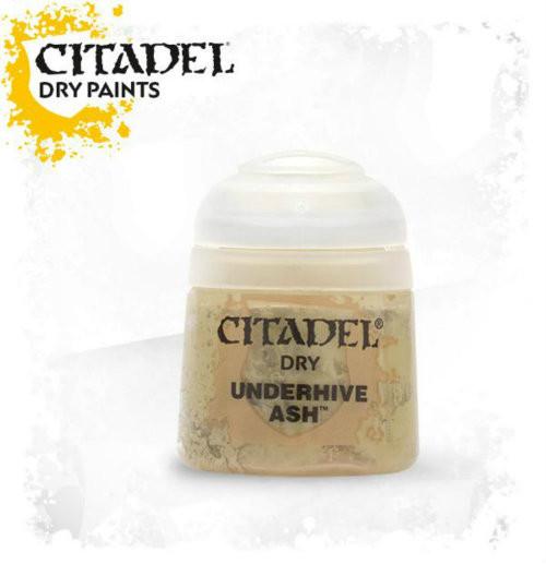 Citadel: Dry Paint - Underhive Ash (12ml)
