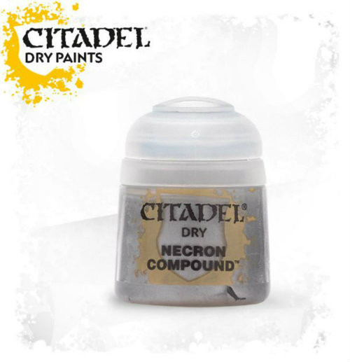 Citadel: Dry Paint - Necron Compound (12ml)