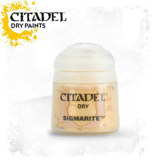 Citadel: Dry Paint - Sigmarite (12ml)