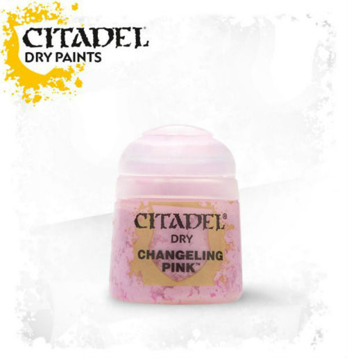 Citadel: Dry Paint - Changeling Pink (12ml)