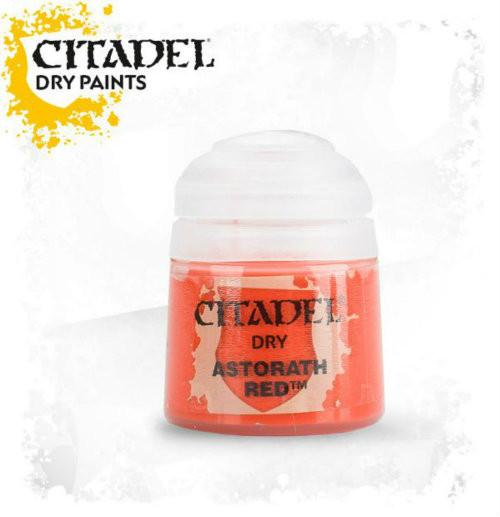 Citadel: Dry Paint - Astorath Red (12ml)