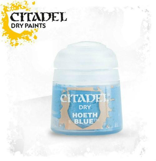 Citadel: Dry Paint - Hoeth Blue (12ml)