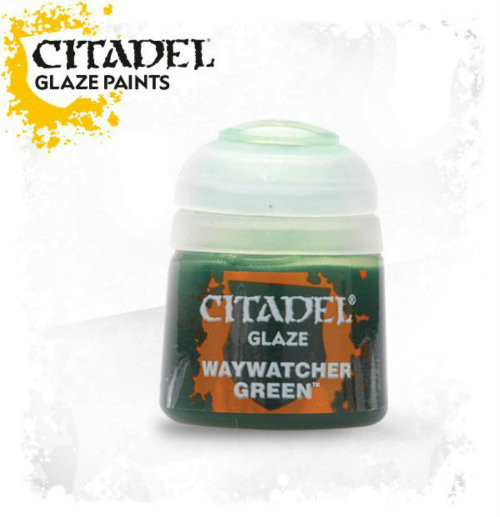 Citadel: Glaze Paint - Waywatcher Green (12ml)