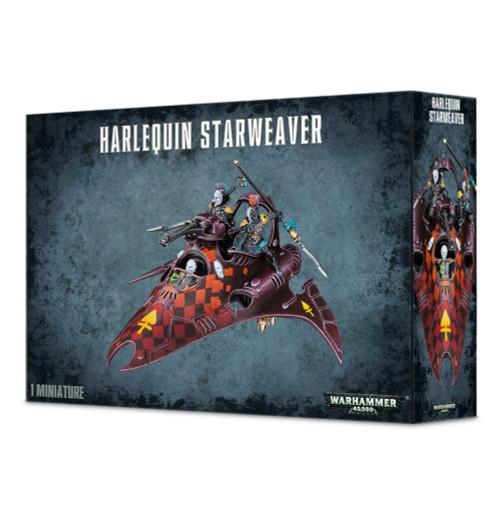 Warhammer 40K: Harlequins - Starweaver / Voidweaver