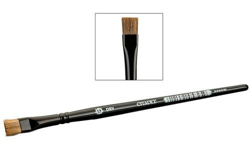 Citadel: Medium Drybrush Paint Brush