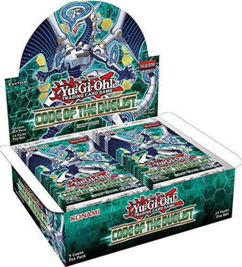 Yu-Gi-Oh!: Code of the Duelist - Booster Box