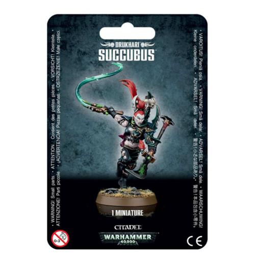 Warhammer 40K: Dark Eldar - Succubus