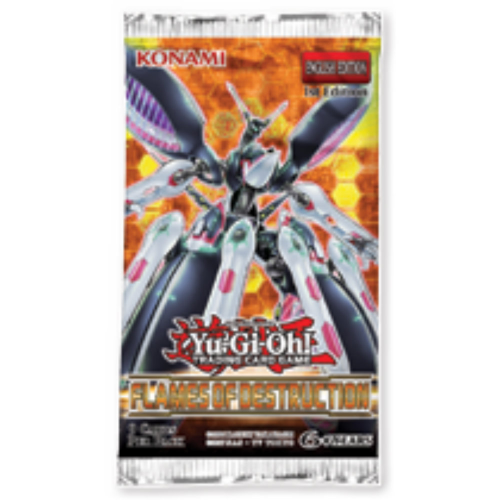 Yu-Gi-Oh! Flames of Destruction - Booster Pack