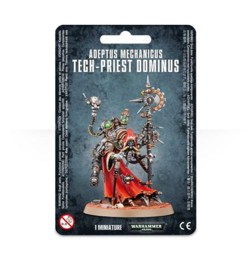Warhammer 40K: Adeptus Mechanicus - Tech-Priest Dominus