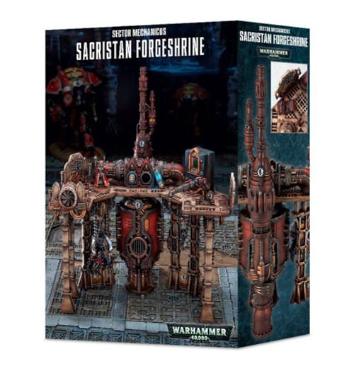 Warhammer 40K: Sector Mechanicus - Sacristan Forgeshrine