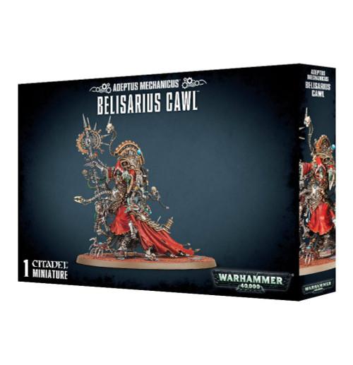 Warhammer 40K: Adeptus Mechanicus - Belisarius Cawl
