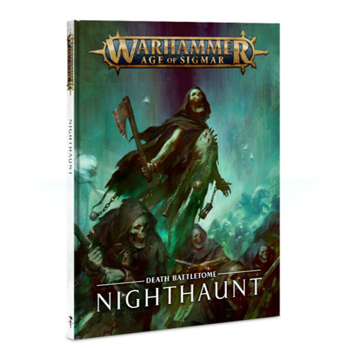 Warhammer Age of Sigmar: Death Battletome - Nighthaunt (Hardcover)