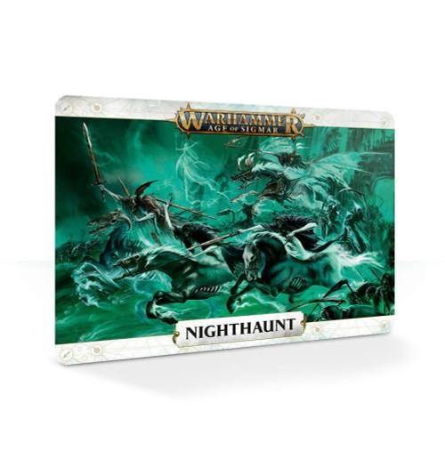 Warhammer Age of Sigmar: Nighthaunt - Warscroll Cards