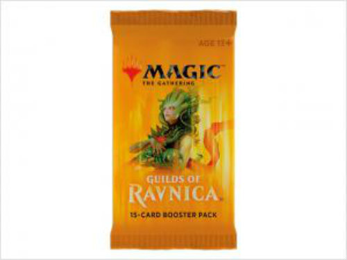 Magic the Gathering: Guilds of Ravnica - Booster Pack