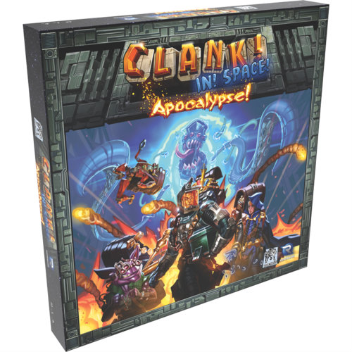 Clank! In Space: Apocalypse Expansion