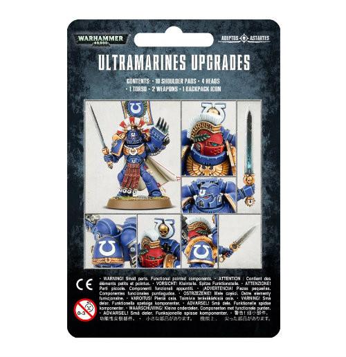 Warhammer 40K: Ultramarines Upgrades