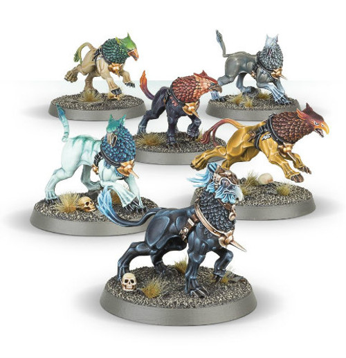 Warhammer Age of Sigmar: Stormcast Eternals - Gryph-Hounds