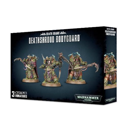 Warhammer 40K: Death Guard - Deathshroud Bodyguard