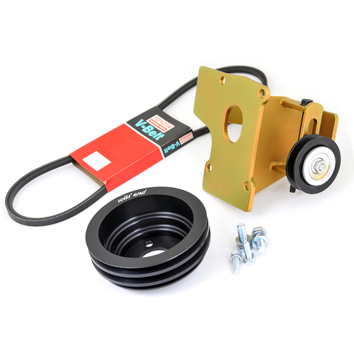 York On-Board-Air Bracket and Pulley Kit