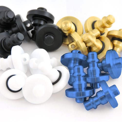 Quick Connect Air Coupler Plugs (ACP)